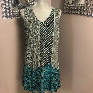 NWT Parsley & Sage Tank/Dress